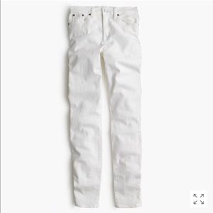 J. Crew Lookout Highrise in White